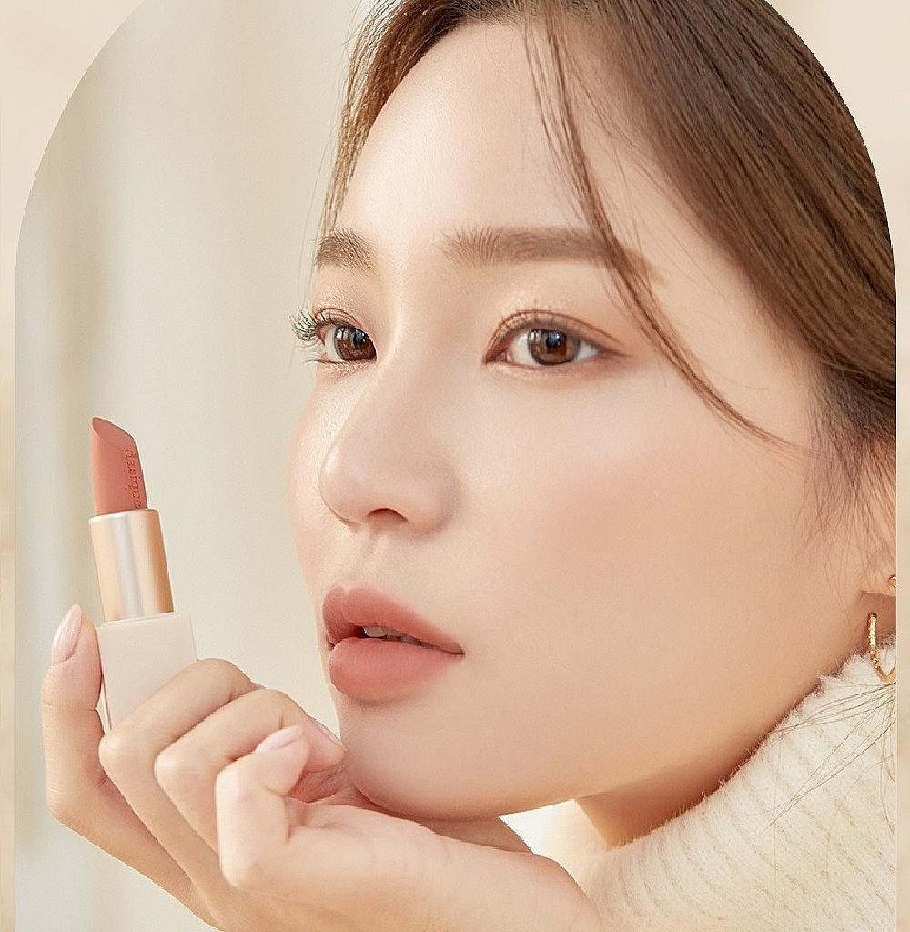 Dasique Soft Velvet Lipstick 柔霧唇膏