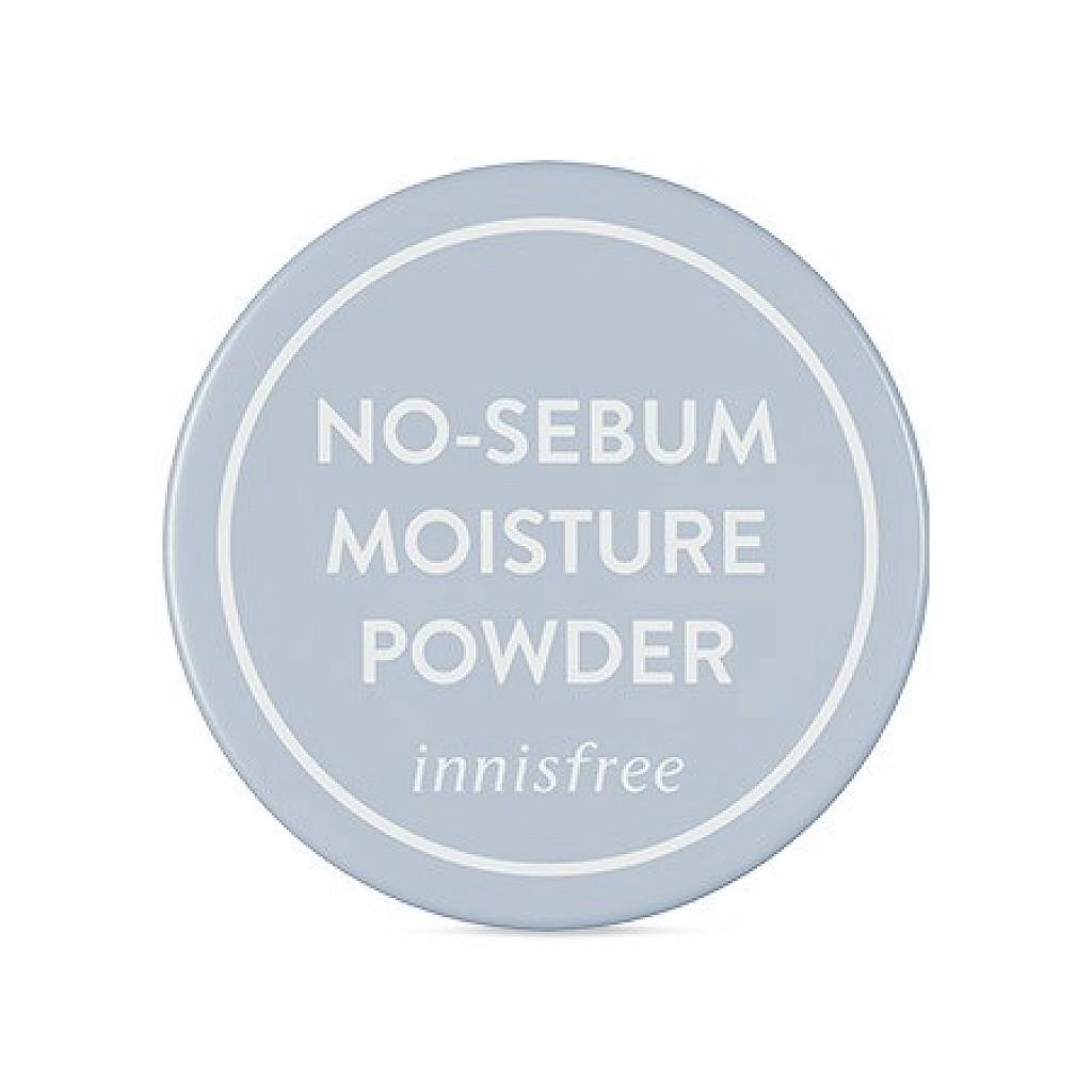 Innisfree No-Sebum Moisture Powder 礦物保濕蜜粉