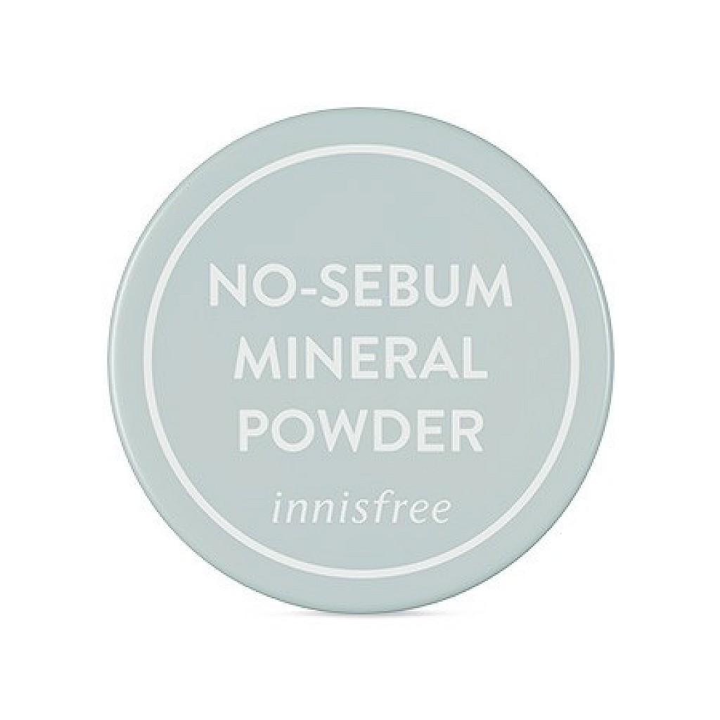 Innisfree No-Sebum Mineral Powder 礦物控油蜜粉